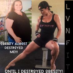 Unbelievable transformation story. Really puts the problems with my own body in perspective.