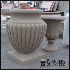 Search results for: 'outdoor planters fiberglass m urn sh' Diy Concrete Planters, Cement Garden, Urn Planters, Garden Urns, Outdoor Planters, Balcony Gardening, Fence Gate Design, Front Yard Design, Cement Flower Pots
