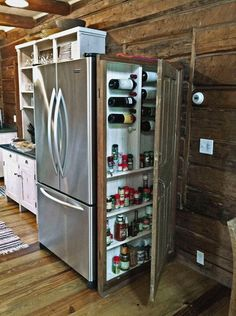 small pantry idea