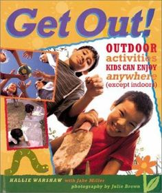 An excellent collection of creative activities....Full-color photographs show a wide variety of children in action....Safety is stressed throughout...fun, engaging text is well written....Pair it with the author's Zany Rainy Days...to keep youngsters busy year-round.