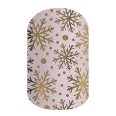 Champagne Frost | Jamberry | Winter Holiday | Christmas | This frost-like wrap in a satin finish is sure to have you dreaming of a white Christmas.