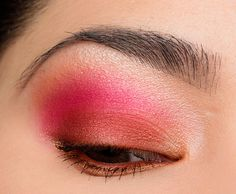 A RICH COPPER & PINK LOOK WITH JUVIA'S PLACE THE MASQUERADE