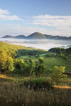 ✮ Summer morning in Motilor Country-Transylvania, Romania