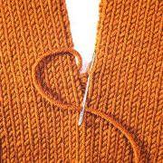 Knitting Tip - Mattress Stitch