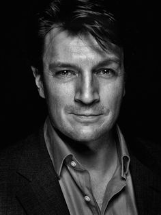Nathan Fillion... Just. I can't.