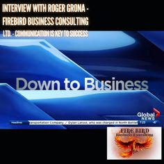 Communication key to business success  In this Down to Business segment, Roger Grona from Firebird Business Consulting explains why communication is important for a business to succeed.  http://globalnews.ca/video/3250623/communication-key-to-business-success    #yqr #yxe #Marketing #SocialMedia BusinessDevelopment #Sustainability #FirebirdBusinessConsulting #Revenue #Growth #Success #BusinessConsulting #BusinessManagement #Sales #BusinessPlans #strategicplanning #BusinessConsultant…