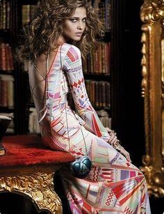 Ana Beatriz Barros... My favourite model...