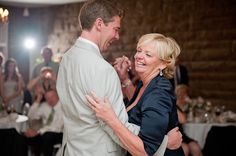 I wonder which song Jeff and his mom will dance to at our reception- I'm sure it will be something meaningful to the two of them! Mother Son Wedding Songs, Mother Son Dance Songs, Father Daughter Songs, Fall Wedding, Our Wedding, Dream Wedding, Wedding Things, Wedding Reception, Wedding Stuff