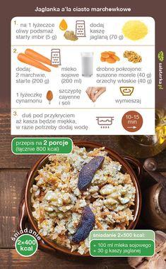 Healthy Recipes, Healthy Food, Breakfast Recipes, Lunch Box, Meals, Vegan, Baking, Diet, Healthy Foods