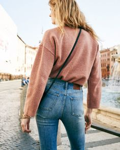 Pin for Later: Madewell's Fall Looks Will Make You Want to Step Up Your Casual Outfit Game