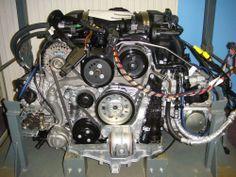 "Porsche Cayman/Boxster ""S"" 2009-2012 - Engine assembly (type 9A1)"