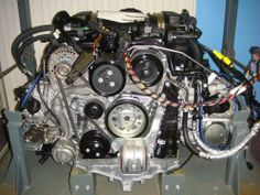 "Porsche Cayman/Boxster ""S"" 2009-2012 - Engine assembly (type 9A1)"