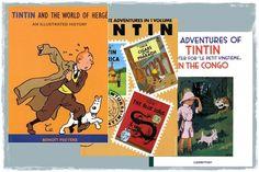 Tintin...hero of my childhood