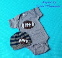 Two Piece Baby Football Set