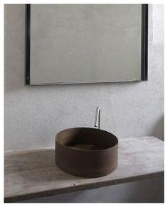 Vanity basin / Morq architetti