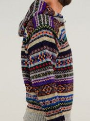 Howlin' by Morrison fairisle sweater, menswear trend
