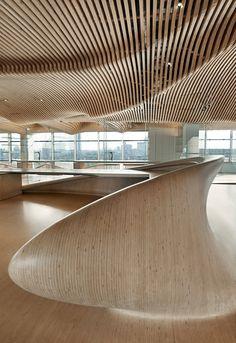 Imagen 5 de 63 de la galería de Renovación One Main Office / dECOi Architects. Fotografía de Anton Grassl