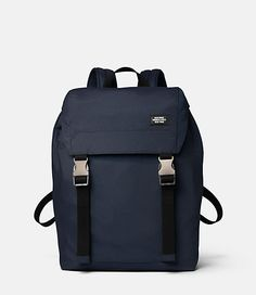Tech Travel Nylon Army Backpack - JackSpade