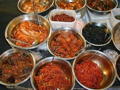 Various delicious foods in the world: Korean Recipes and Cuisine
