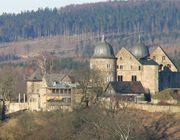 """Sababurg Germany """"Sleeping Beauty Castle"""" by the Brothers Grimm -Reinhardswald"""