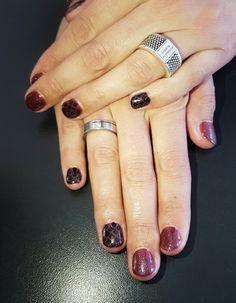 Gellac op eigen nagels