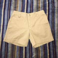 Selling this Khaki Ralph shorts in my Poshmark closet! My username is: 60hael. #shopmycloset #poshmark #fashion #shopping #style #forsale #Ralph Lauren #Pants