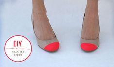 WindMill deco: DIY: Zapatos nuevos