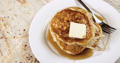 Gluten Free Buttermilk Pancakes by Todd Leonard CEC