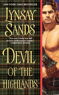 Book Chick City | Reviewing Urban Fantasy, Paranormal Romance & Horror | ALTERNATIVE ROMANCE REVIEW: Devil of the Highlands by Lynsay Sands (click for review)