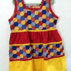 Nossa linha kids está a toda! Conjuntos e vestidos lindos! • Preços variam entre 45 e 65$ • Faixa de 1 a 6 anos • Também fazemos encomendas • Mais informações pelo whats • (61991085361) . . . . . #modainfantil #chictopiakids #lookinho #modakids #modinhabrasileira #roupadobebê #vestidinhos