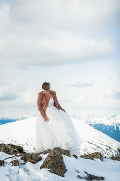 Mt. Begbie Revelstoke First Look - Erin Shepley Photography Rose Wedding, Wedding Day, Got Married, Getting Married, Absolutely Stunning, Beautiful, Industrial Wedding, How To Memorize Things, The Incredibles