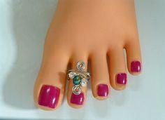 Unique Twirly Toe Rings & Twirly Ear Cuffs - Bizybee