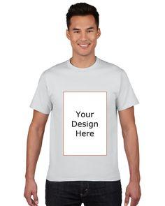Premium Gent's Top T-shirt New Fashion Cotton Tee shirt Custom made White | Clothing, Shoes & Accessories, Men's Clothing, T-Shirts | eBay!