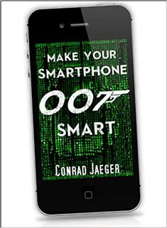 """Read """"Make Your Smartphone 007 Smart"""" by Conrad Jaeger available from Rakuten Kobo. The smartphone in your pocket can easily be turned into a high-tech spy tool and counter-surveillance device to rival an. Hacking Books, Learn Hacking, Hacking Sites, Computer Hacking, Counter Surveillance, Spy Tools, Iphone Hacks, Smartphone Hacks, Android Hacks"""