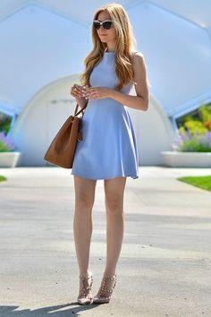 vestidos primavera moda 2017