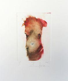 "Riikka Soininen ""Aboriginal"" 10x7cm"