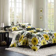 MiZone Blythe Floral Comforter Set - Twin/XL Twin