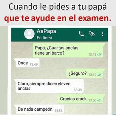 Funny Spanish Memes, Funny Jokes, Memes Humor, Best Memes, Texts, Funny Pictures, Entertaining, Instagram, Sayings