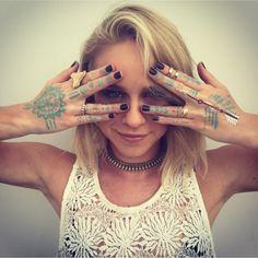 becbecbobec: got me Coachella READDDY this year! Kitty Glee, Becca Tobin, Georgie, Dont Kill My Vibe, Glee Club, Bohemian Gypsy, Celebs, Celebrities, Woman Crush