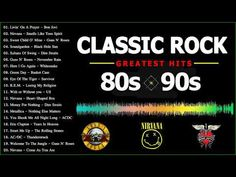 music Classic Rock and Best Classic Rock Songs, Good Rock Songs, Best Rock Music, Music Rock, Classic Rock Lyrics, 80s Songs, Music Songs, Music Lyrics, Music Videos
