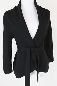 NWOT BCBG Max Azria Wrap Cardigan Sweater Jacket - Merino Wool ...