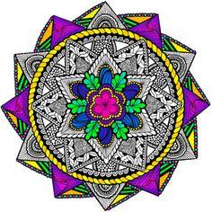Ring Around Mandala