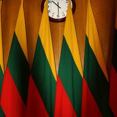 The parliment of Lithuania.  Vilnius/Lithuania