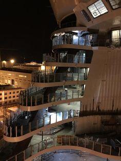 Royal Caribbean International's Harmony of the Seas Aquatheater Suites