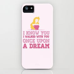 Disneys Sleeping Beauty: Once Upon A Dream iPhone & iPod Case by hopealittle - $35.00