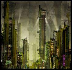 Urban_tempest_by_Vladislaw.jpg (906×882)