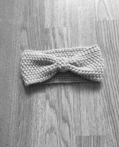Baby headband has customize / cache ears [knitted hand]