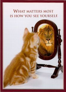 On your journey to success what is most important is how you see yourself. Never forget that you were created uniquely awesome. http://www.thisworks.biz