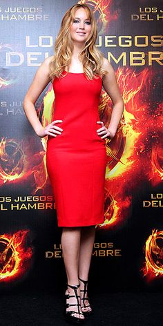 LBDS? Meh. I want a Lovely Red Dress :) --Jennifer Lawrence from people.com