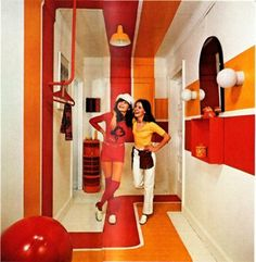Super graphics. 70s madness